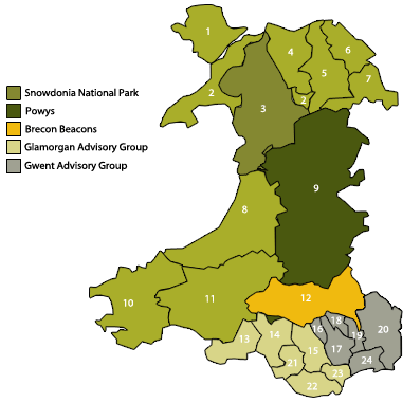 Wales Biodiversity Partnership - Local to You